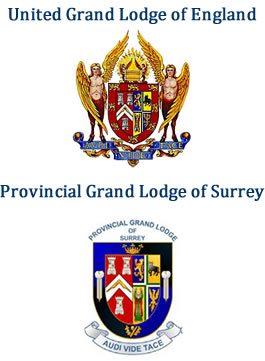 UGLE and Provincial Crests
